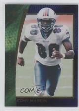 2000 Collector's Edge Odyssey #53 Tony Martin Miami Dolphins Football Card
