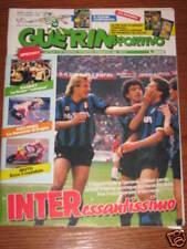 GUERIN SPORTIVO 1990/12 MONDIALE BRASILE SVEZIA ITA 90