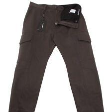 3878O pantalone DOLCE & GABBANA verde grigio pantaloni uomo pants men