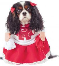 Rydell High Grease 50 S Cheerleader Pet Dog Cat Halloween Costume 50b6e4984