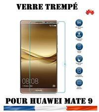 @ vitre protection verre trempé film de protecteur écran pour HUAWEI Mate 9