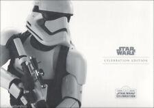 Star Wars Celebration Europe Limited Edition Storm Trooper Stamp Collectors Pack