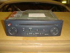Lista de Sintonizador Reproductor de CD radio Renault se ajusta CLIO/LAGUNA/MEGANE con Código