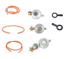 Druckminderer Gasschlauch Gasarmaturenschlüssel Druckregler mit/ohne Manometer