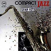 STAN GETZ - COMPACT JAZZ -CD - NEAR MINT CONDITION