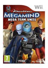 Dreamworks Megamind: Mega Team Unite (Wii), Very Good Nintendo Wii, Nintendo Wii