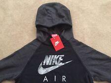 Nueva sudadera con capucha Nike Air Flash Chicos Camiseta Casual Sports Wear Edición Limitada Rrp £ 54.99