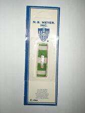 US VIETNAM CAMPAIGN MEDAL RIBBON - MINT ON 1966 CARD