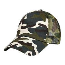 Outdoor Hat Summer Sun Caps Sportswear Sun Hats Camouflage Baseball Cap