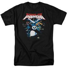 Kung Fu Panda Kung Fu Group Licensed Adult T Shirt