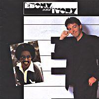 PAUL Mc CARTNEY / STEVIE WONDER Ebony and I FR Press SP