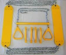 playset belt swings,swing set swing kit,trapeze,playground accessory kit,ZP66GYB