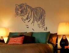 Wandtattoo Tiger Kinderzimmer Wandaufkleber Spielzimmer Schlafzimmer Flur wal003