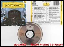 "Vladimir HOROWITZ ""In Moscow"" (CD) 1986"