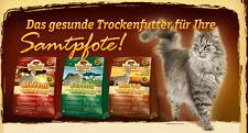 Wildcat Katzenfutter Trockenfutter Premium Wolfsblut 500g verschiedene Sorten