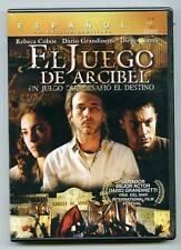 El Juego De Arcibel (DVD) Dario Grandinetti, Rebeca Cobos, Diego Torres, NEW!