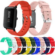 Vogue Silikon Ersatz Armband Sport Uhrenarmband Strap für Huami Amazfit Bip Uhr