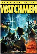 Watchmen (Full Screen Edition) Malin Akerman, Billy Crudup, Matthew Goode, Carl