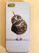 Owl Apple iPhone 5/5s hard phone case
