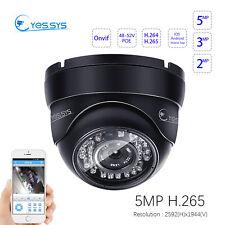 Eyes.sys H.265 1080P 2MP/3MP/5MP CCTV HD POE 36IR IP DOME Kamera ONVIF RTSP NVR