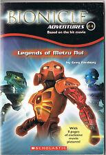 Legends of Metru Nui No. 4 by Greg Farshtey (2004, Paperback)
