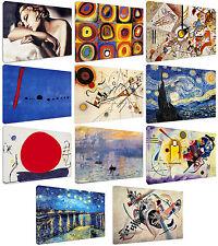 Quadri Moderni Arredamento cm.70x50 Arte Falsi d'Autore Stampa Tela Arredo Casa