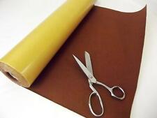 Self Adhesive Felt Baize Fabric Mini Rolls - GINGER