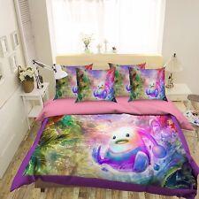 3D Cute Devil Baby 572 Bed Pillowcases Quilt Duvet Cover Set Single Queen CA