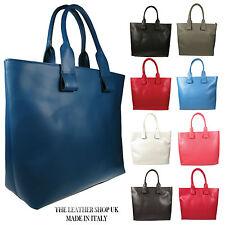 Femmes Bureau Créateur Cuir Italien Handbag Sac Fourre-tout Bandoulière H028