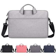 Sleeve Case Carrying Laptop Handbag Shoulder Bag For Macbook HP Dell Lenovo