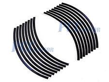 "8.5"" Car Bike Motorcycle Rim Stripe Wheel Tape Decal Sticker H DE57"