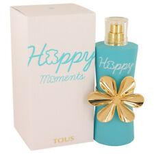 Tous Happy Moments Perfume EDT 3 oz Eau De Toilette Spray FOR WOMEN NEW