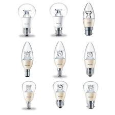 PHILIPS Ampoule LED DimTone 6W 8.5W GLS bougie balle de golf blanc chaud 822-827