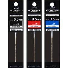 Uni Jet Stream Prime Ballpoint pen Refill 0.5mm SXR-200-05 new Japan F S