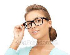 Vintage Reading Glasses Full Rim Readers Retro man women +100 +125 +150 +175 +5