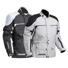 """Matador """"Laguna"""" Mens Motorcycle Touring Textile Jacket (all year Jacket)"""