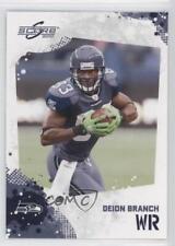 2010 Score Glossy #256 Deion Branch Seattle Seahawks Football Card