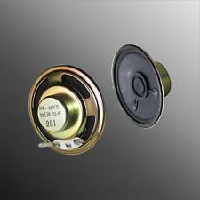 Mini Lautsprecher ( Kleinlautsprecher ) 16 Ohm und 25 Ohm von 1 bis 20 Stück