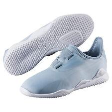 Puma Evolution Mostro Men`s Sneakers - Blue Fog-Blue Fog-Puma White