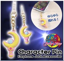 Sailor Moon Anti-Dust 3.5mm Ear Plug Stud Headphone Cover Iphone Samsung Mobile