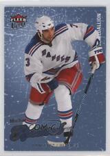 2008 Fleer Ultra Ice Medallion #52 Michal Rozsival New York Rangers Hockey Card