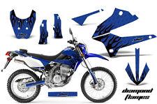 AMR RACING MOTOCROSS D TRACKER DIRT BIKE DECAL WRAP KAWASAKI KLX 250 08-12 DMKU