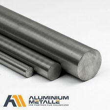 EDELSTAHL rund Ø 5 bis 80mm Länge wählbar Rundstab VA V2A 1.4301 Stab Stahl