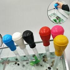 50ml Supply tube aquarium cleantool pipette fish tank siphon pump water chanNwfl