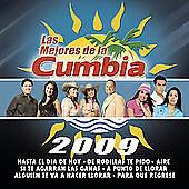 Various Artists-Los Mejores De La Cumbia 2009 CD NEW