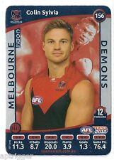 2012 Teamcoach SILVER (156) Colin SYLVIA Melbourne