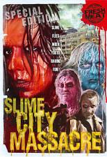 Slime City Massacre (DVD, 2011, 2-Disc Set)  Special Edition Oop Rare
