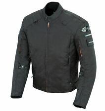 Joe Rocket Mens Recon Military Spec Black Textile Motorcycle Jacket