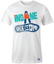 """Insane Shoe Game"" T-Shirt to Match Lil Posite ""Gym Royal"""