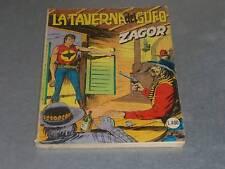ZAGOR ZENITH N.208 - LA TAVERNA DEL GUFO